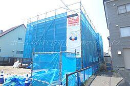 [テラスハウス] 北海道札幌市東区中沼西五条1丁目 の賃貸【/】の外観