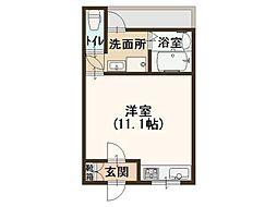 田中ハイツ[1階]の外観