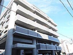 福岡県久留米市日ノ出町の賃貸マンションの外観