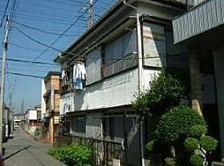 千葉県八千代市八千代台東6丁目の賃貸アパートの外観