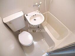 鞍馬口アイビーハウスのトイレ