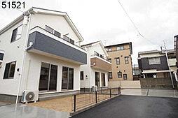 [一戸建] 愛媛県松山市枝松1丁目 の賃貸【/】の外観