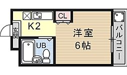 PRESTAGE MISASAGI(プレステージミササギ)[310号室号室]の間取り