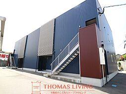 JR鹿児島本線 教育大前駅 徒歩20分の賃貸アパート