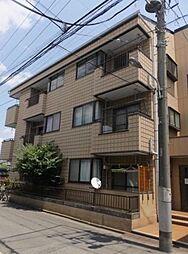 東京都江戸川区松江7の賃貸マンションの外観
