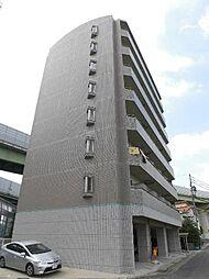 愛知県名古屋市名東区上社4の賃貸マンションの外観