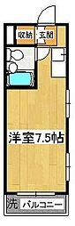 TOビル53[302号室]の間取り