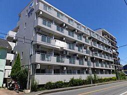 神奈川県相模原市緑区相原2の賃貸マンションの外観