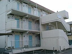 シャトーエース[2階]の外観