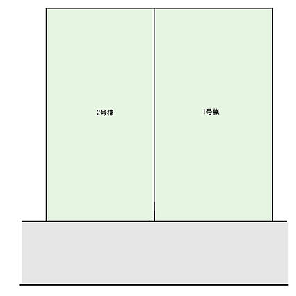区画図:1区画...