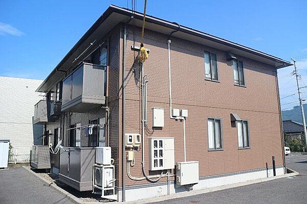 クラテールN B棟 2階の賃貸【長野県 / 上田市】