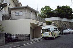 ROKKO司HOUSE[3階]の外観