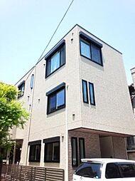 東京都墨田区八広1丁目の賃貸アパートの外観