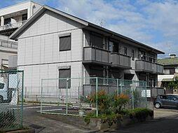 ウインドヒル都筑[2階]の外観