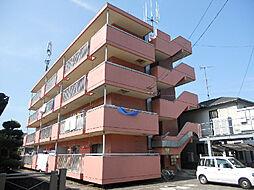 愛媛県松山市北斎院町の賃貸マンションの外観