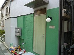 東京都荒川区西尾久1の賃貸アパートの外観