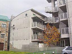 ドムス・ミネルヴァ[4階]の外観