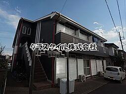 神奈川県厚木市緑ケ丘5丁目の賃貸アパートの外観