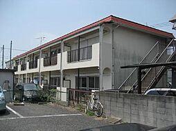長谷川コーポ[101号室]の外観