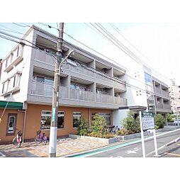 東京都江戸川区本一色1丁目の賃貸マンションの外観