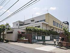 国立市立第八小学校 距離750m