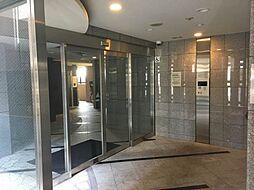 ル・プルミエ・シャピトゥル福島のエントランス