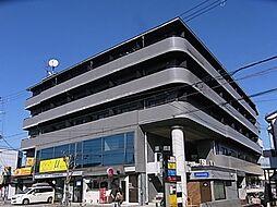 ハイツオーキタ竹橋[3階]の外観