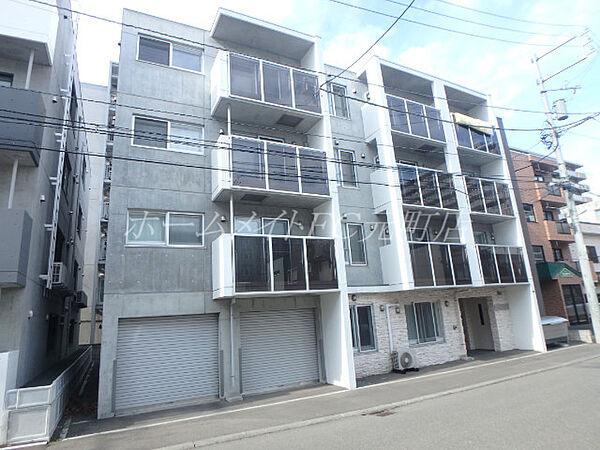 ウィングヴィラ 4階の賃貸【北海道 / 札幌市東区】