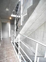 クラヴィス[3階]の外観