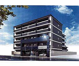 京都府京都市左京区一乗寺東杉ノ宮町の賃貸マンションの外観