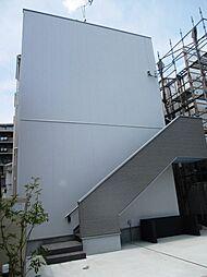 兵庫県尼崎市長洲東通3丁目の賃貸アパートの外観