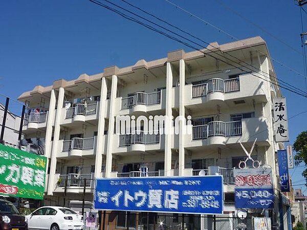 第2神野ハイツ 3階の賃貸【愛知県 / 名古屋市港区】
