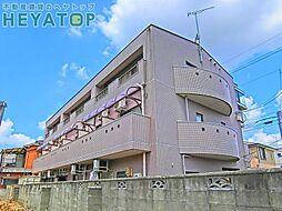 愛知県名古屋市瑞穂区牧町1丁目の賃貸マンションの外観