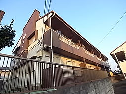 松丸ハイツ6号棟[1階]の外観