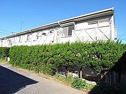 クレスト篠籠田I・II・III[2階]の外観