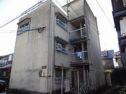 トランセント下鴨[3階]の外観