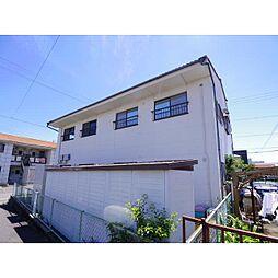 静岡県静岡市清水区西久保の賃貸マンションの外観
