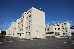 北海道札幌市豊平区月寒東一条13丁目の賃貸マンションの外観
