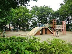 周辺環境:浜田山公園
