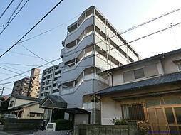 福岡県北九州市門司区別院の賃貸マンションの外観