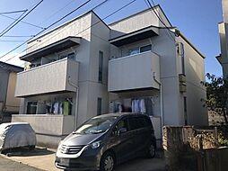千葉県船橋市海神3の賃貸アパートの外観