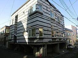 インティメントハイツ小樽[2階]の外観