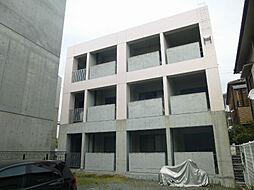 大阪府茨木市総持寺2丁目の賃貸マンションの外観