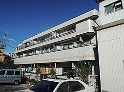 埼玉県川口市弥平1丁目の賃貸マンションの外観