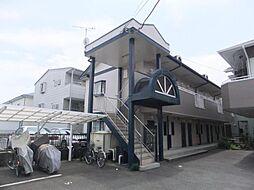 静岡県三島市寿町の賃貸アパートの外観