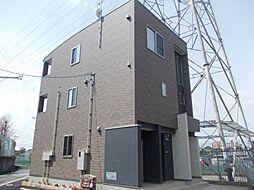 大阪府松原市河合4丁目の賃貸アパートの外観