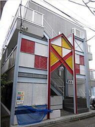 ミキハイツ[2階]の外観