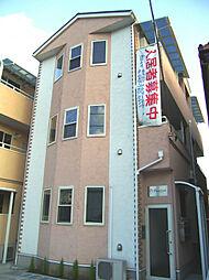 パンテオンA棟[301号室]の外観