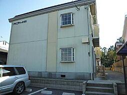 アメニティハウス[103号室]の外観