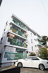 小田マンション[1階]の外観